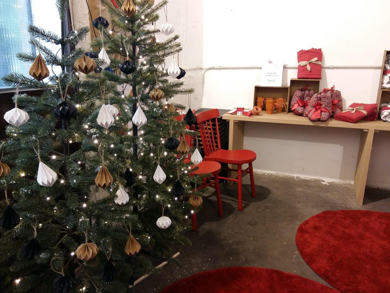 Segnaposto Natalizi Ikea.Winter Collection Lo Shopping Di Natale E Targato Ikea Carlottissima